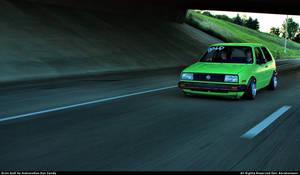 Grun Golf by automotive-eye-candy