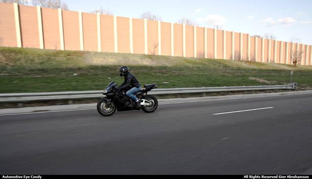 Honda CBR - Yamaha R6 XV
