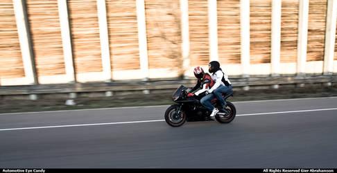 Honda CBR - Yamaha R6 XVI