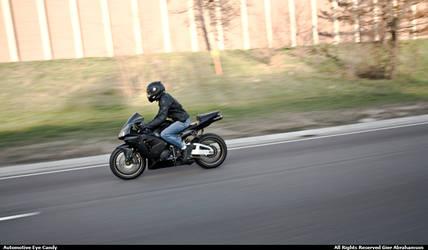 Honda CBR - Yamaha R6 XVII