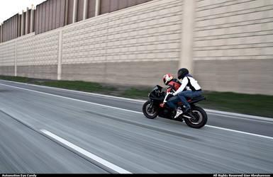 Honda CBR - Yamaha R6 XIX
