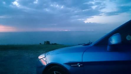 Car Skyscape
