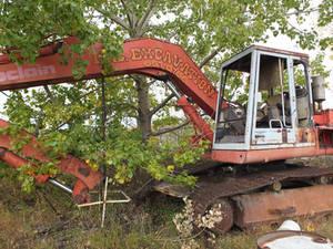 Abandoned Digger