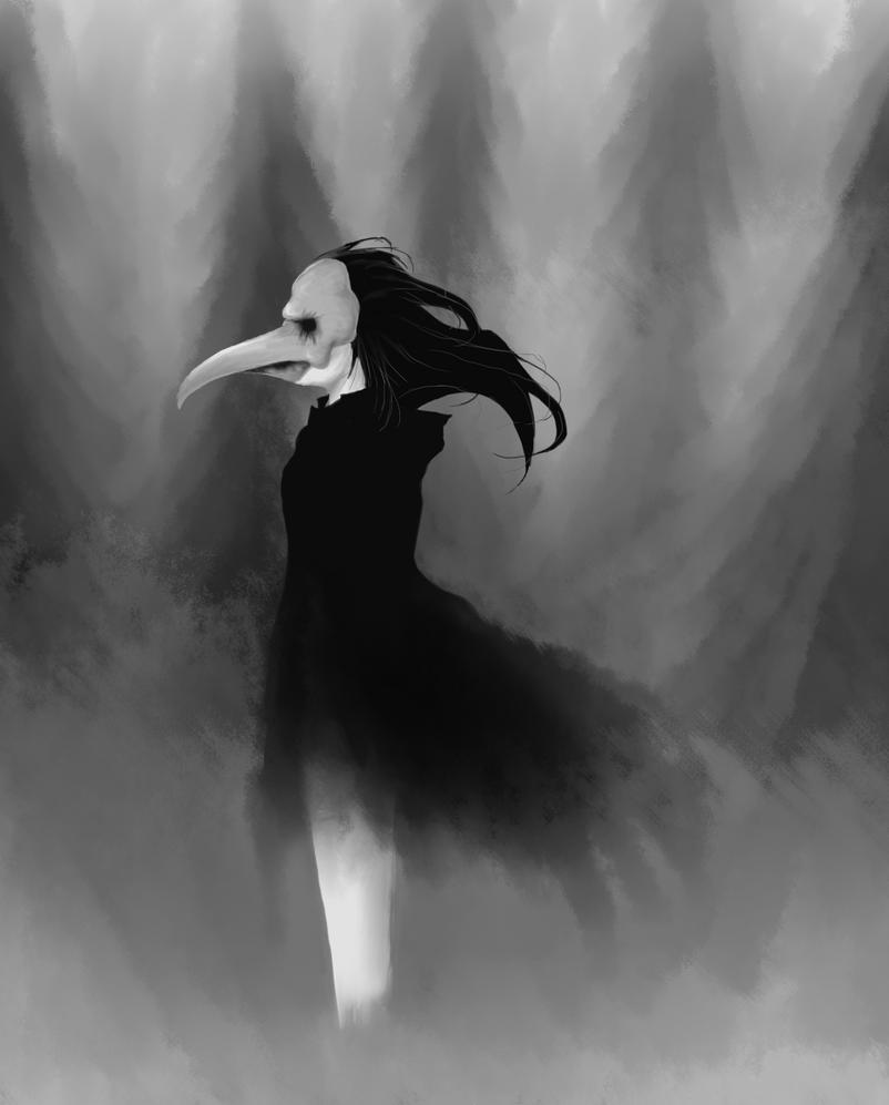 Plague Mask by RaitonFuuton