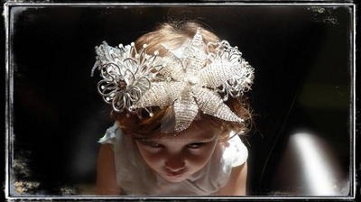 Lisa Kelleher Jewellery Floral Crown by LisaKelleherJewelry