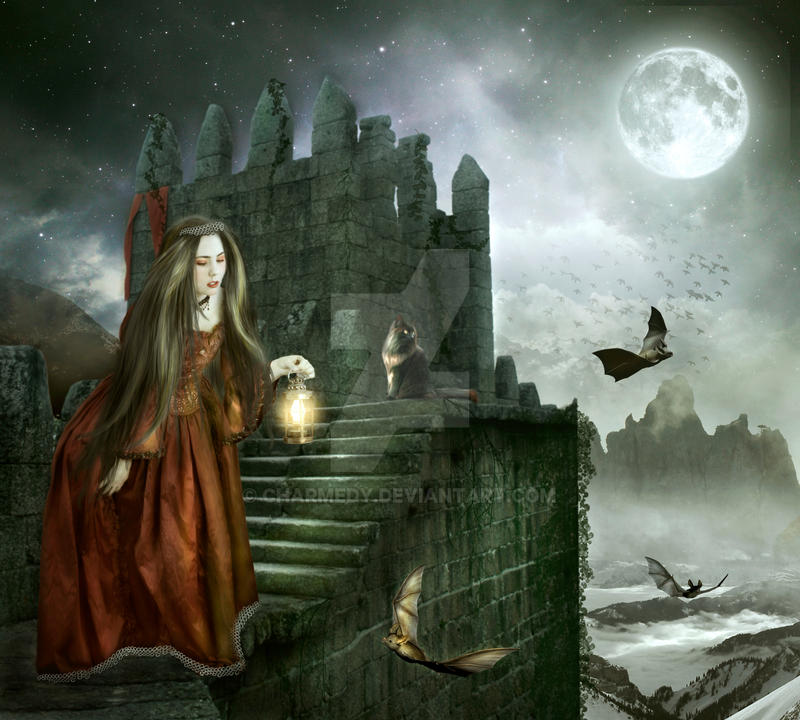 Gothic Realm by charmedy