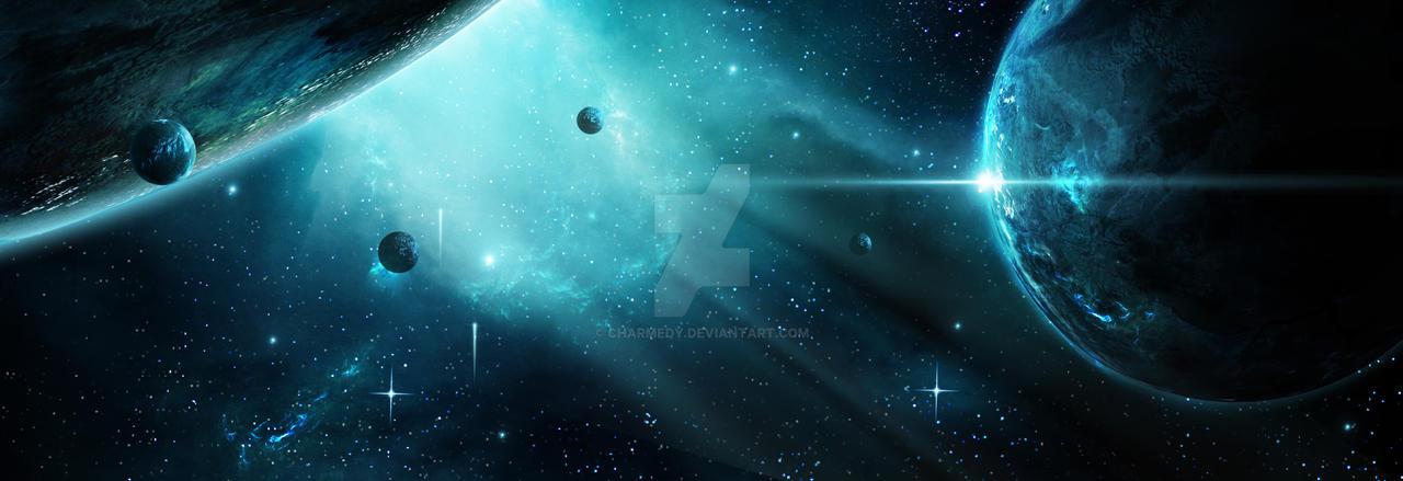 Mesmerizing Galaxy by charmedy