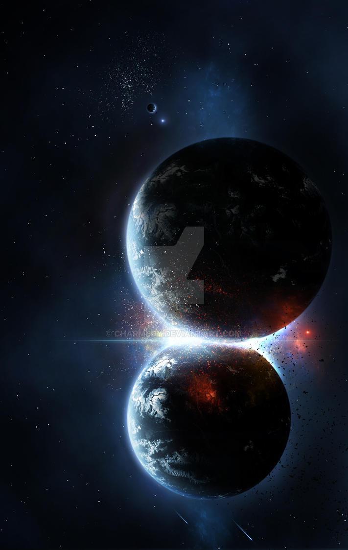 Dark Matter by charmedy
