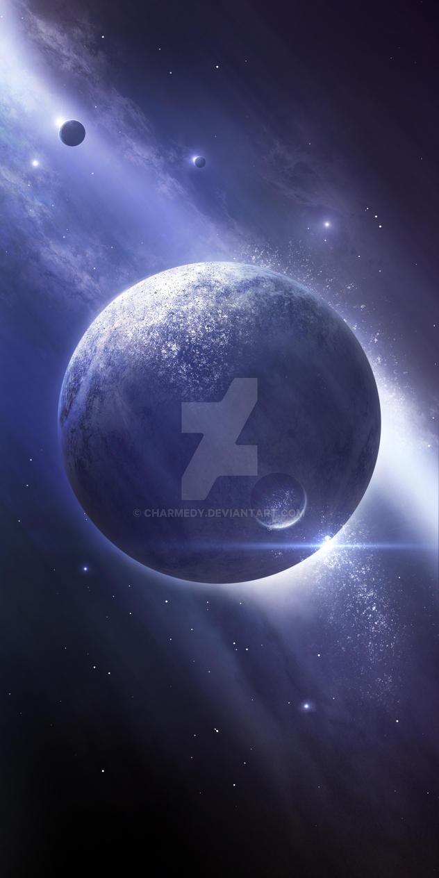 Planet Nibura by charmedy