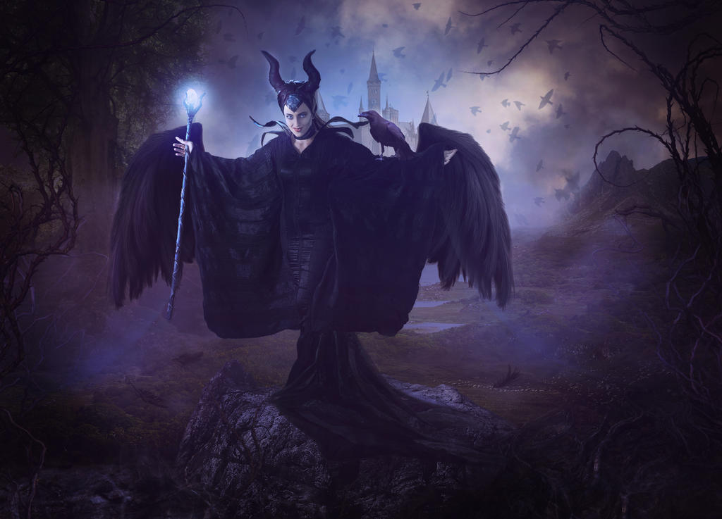 Maleficent by charmedy