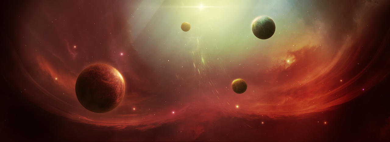 The MultiVerse by charmedy