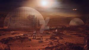 The Mars Colony