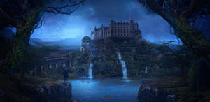 The Mystery Castle by charmedy
