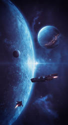 Space Opera by charmedy