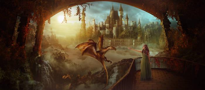 The Kingdom by charmedy