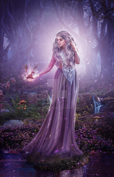Garden Dreams by charmedy