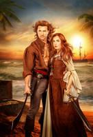 The High Seas (Premade Book Cover)
