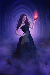 The Midnight Hour (Premade Book Cover)