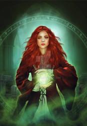 Magic Gate (Premade Book Cover)