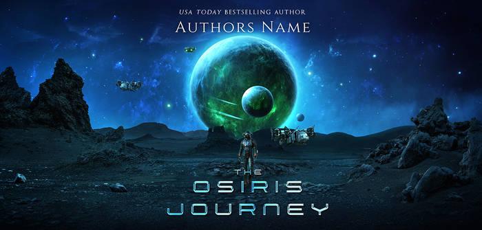 (SOLD) The Osiris Journey Premade E-Book Cover