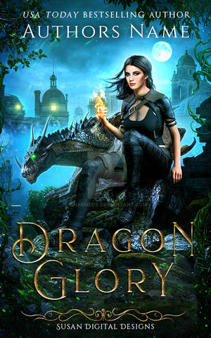 (Available) Dragon Glory Premade E-Book Cover