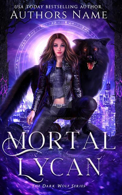 (Available) Mortal Lycan Premade E-Book Cover