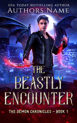 (Available) The Beastly Enounter E- Book Cover