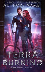 (Sold) Terra Burning E-Book Cover