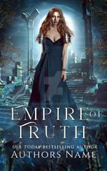 (Available) Empire of Truth Premade Book Cover