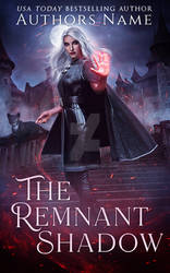 (Available) The Remnant Shadow Premade Ebook Cover
