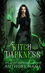 (Available) Witch of Darkness Premade E-Book Cover