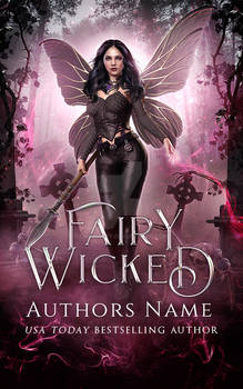 (Available) Fairy Wicked E-book Cover