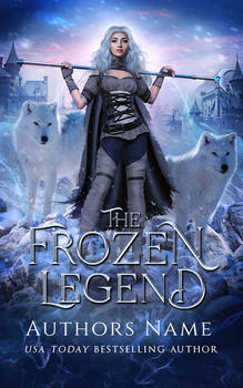 (Available) The Frozen Legend E-Book Cover