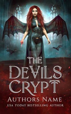 The Devils Crypt Premade E-Book Cover