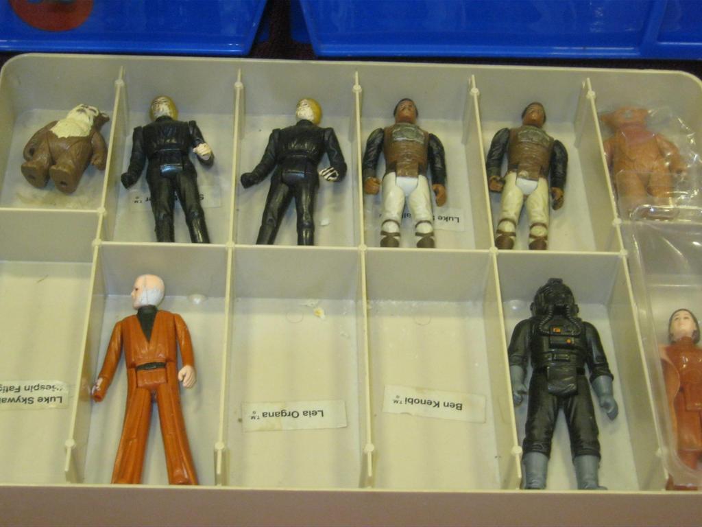 Best star wars toys. by citytoon