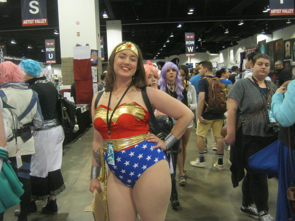 Wonder Woman Cosplay By Citytoon On Deviantart-7013