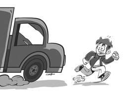 Cartoon Commission By Geogant