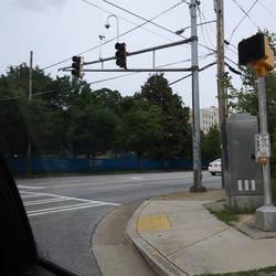 stoplights in Atlanta