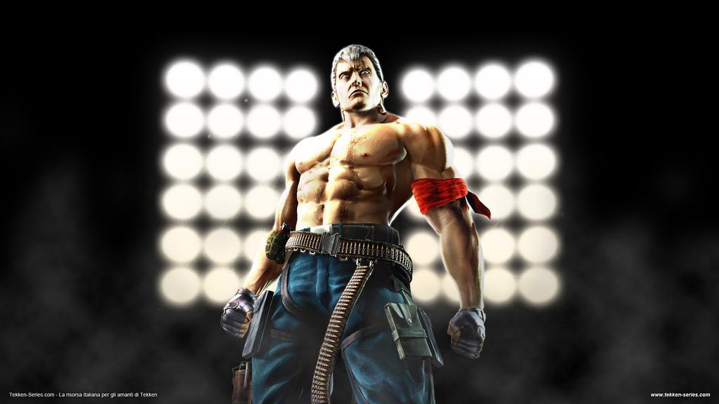 Bryan Fury Tekken 6 Wallpaper By Tagmaster1988 On Deviantart