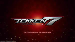 Tekken 7 Main Title Wallpaper