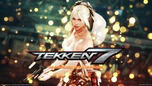 Tekken 7 Nina Williams Wallpaper