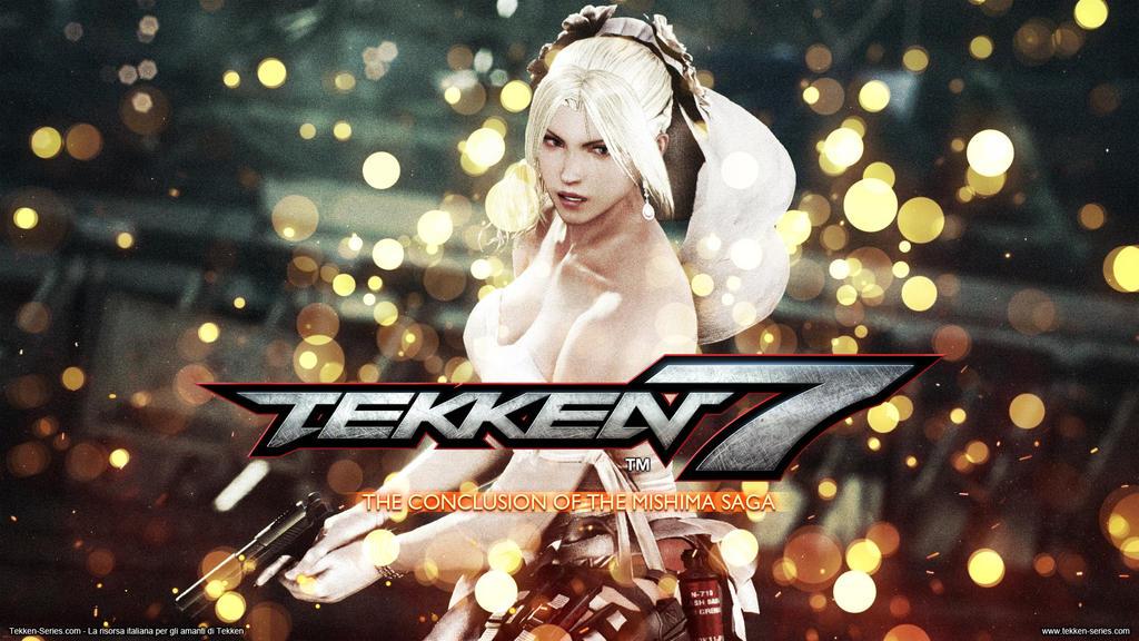 Tekken 7 Nina Williams Wallpaper - B