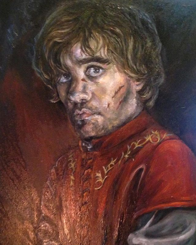 Tyrion Lannister by Swcom