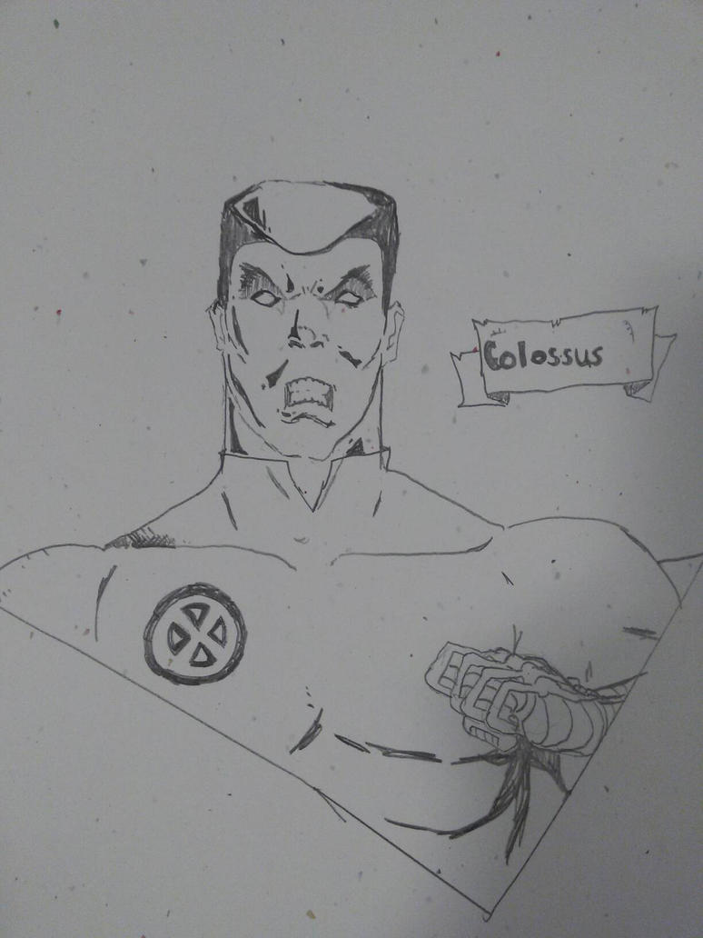 colossus by BeenBenson