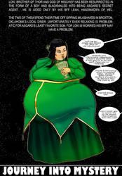Journey Into Obesity by kawaiidebu