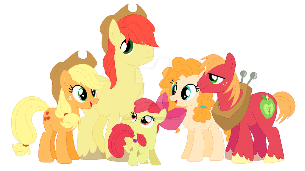 Apple Family MLP - The Apple Family...