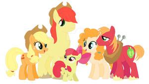 MLP - The Apple Family