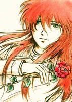 Kurama (request) by rithrisa