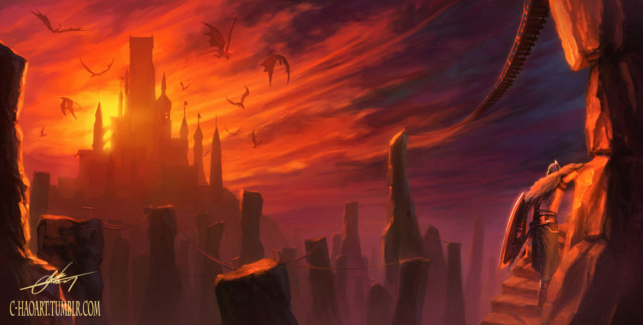 Dragon Shrine (Dark Souls II)