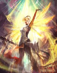 Heroes Never Die by C-HaoArt